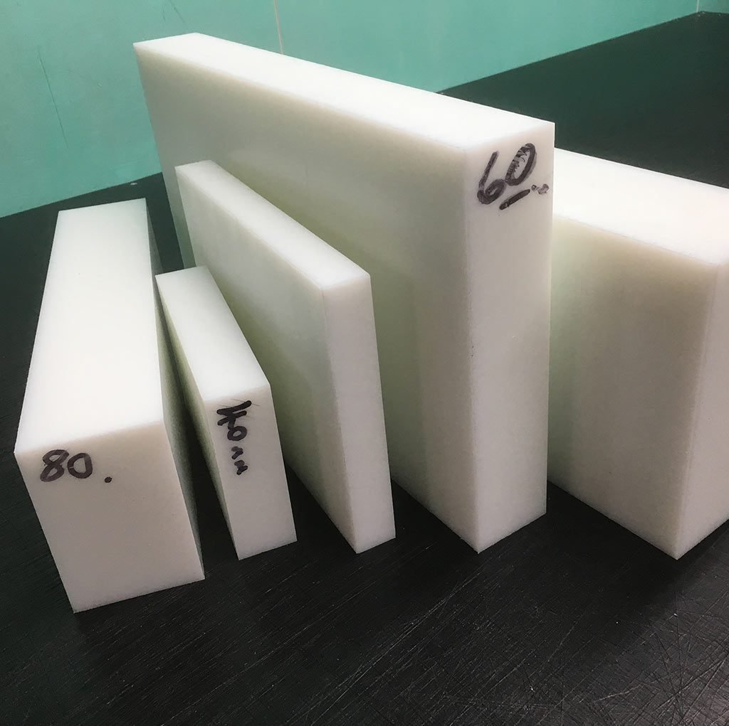 PE 500 Natural HMWPE (Polyethylene) Sheet
